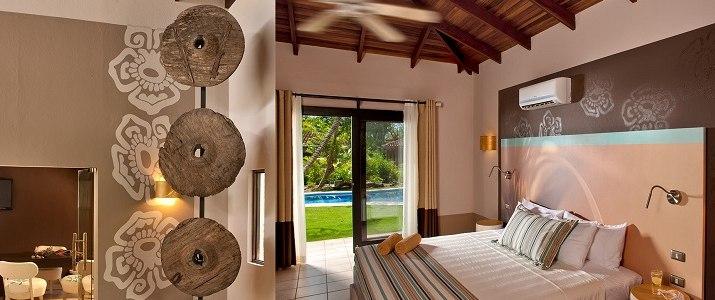 Cala Luna Guanacaste Playa Tamarindo Chambre et Lit