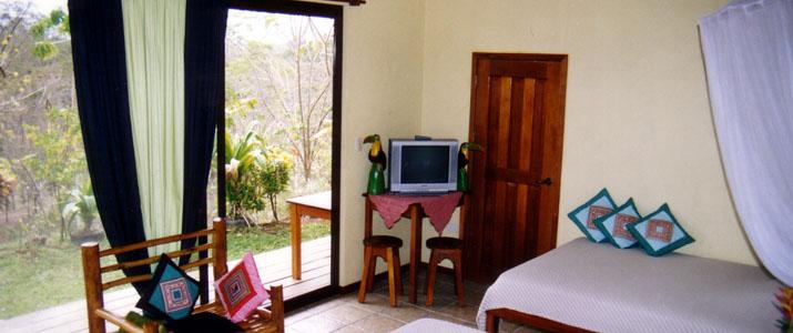 Fidelito Ranch & Lodge Tambor Nicoya Sud Chambre
