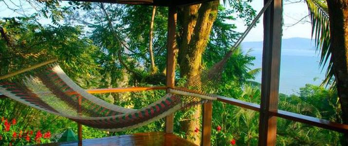 Fidelito Ranch & Lodge Tambor Nicoya Sud Hamac Vue