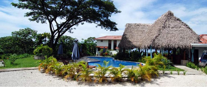 Colina Del Mar Samara Nicoya Guanacaste Hotel Piscine