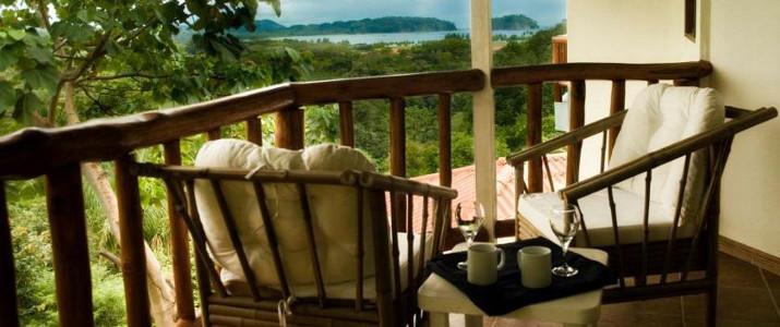 Colina Del Mar Samara Nicoya Guanacaste Hotel Terrasse