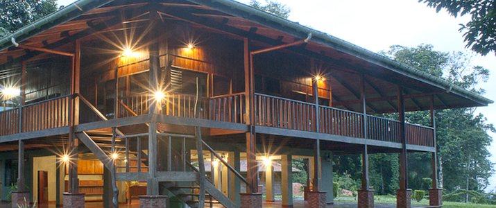 Finca Luna Nueva Chachagua Bois Hotel Cabinas Verdure Luxuriante