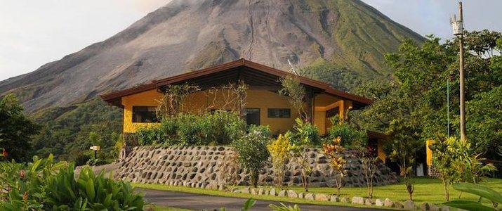 Arenal Observatory Lodge El Castillo Volcan Hotel avec vue La Fortuna