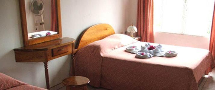 Villas Vilma Arenal La Fortuna Volcan Chambre