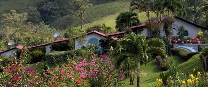 La Mansion Inn Nuevo Arenal Lac Volcan Hotel