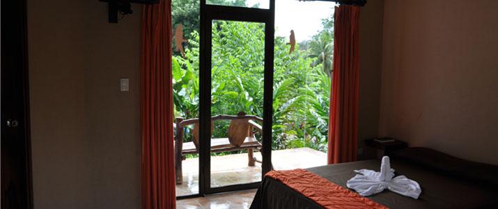 Ara Ambigua Sarapiqui La Virgen Braulio Carrillo Hotel Chambre double