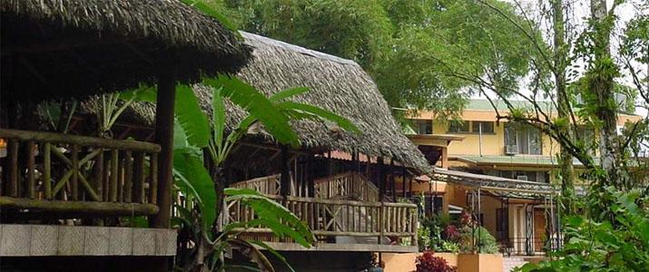 El Bambu Puerto Viejo de Sarapiqui Bois Ranchos Hotel