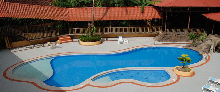 El Bambu Puerto Viejo de Sarapiqui Hotel Piscine