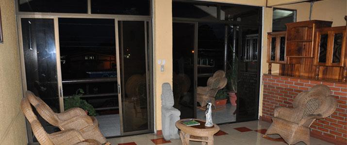 El Bambu Puerto Viejo de Sarapiqui Hotel Salon