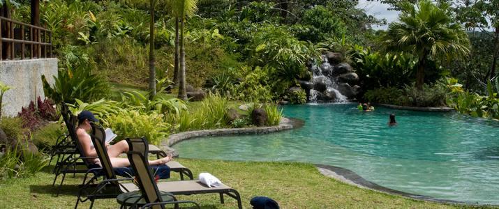 SarapiquiS Rainforest Lodge Puerto Viejo de Sarapiqui Braulio Carrillo Piscine