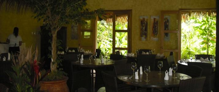 SarapiquiS Rainforest Lodge Puerto Viejo de Sarapiqui Braulio Carrillo Restaurant