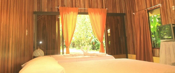 Selvita Lodge Arenal La Fortuna Chambre