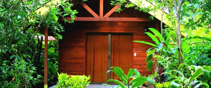 Selvita Lodge Arenal La Fortuna Volcan Bungalow