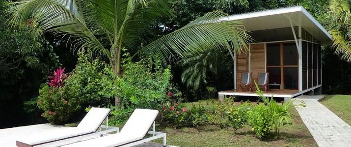 Rancho Capulin Hotel Piscine Nature Costa Rica Carara