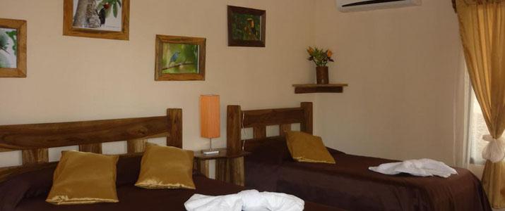 Cerro Lodge Pacifique Centre Hotel Costa Rica Chambre