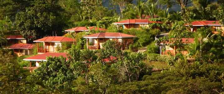 Cerro Lodge Pacifique Centre Hotel Costa Rica