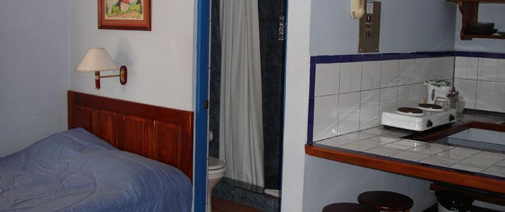 Cabinas Espadilla Hotel Costa Rica Pacifique Centre Chambre