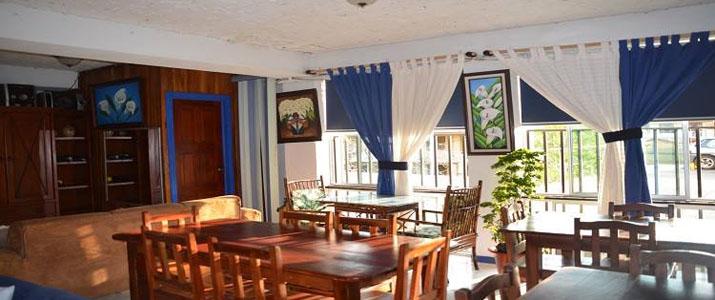Flor Blanca Pacifique Centre Costa Rica Hotel Restaurant