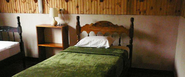 Albergue El Socorro Arenal Puerto Viejo de Sarapiqui San Miguel Chambre