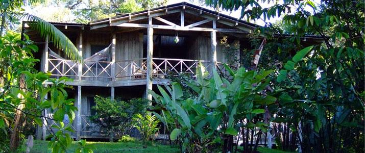 Rara Avis Las Horquetas Braulio Carrillo Puerto Viejo de Sarapiqui Hotel Jungle