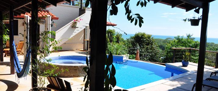 Casa Marbella piscine