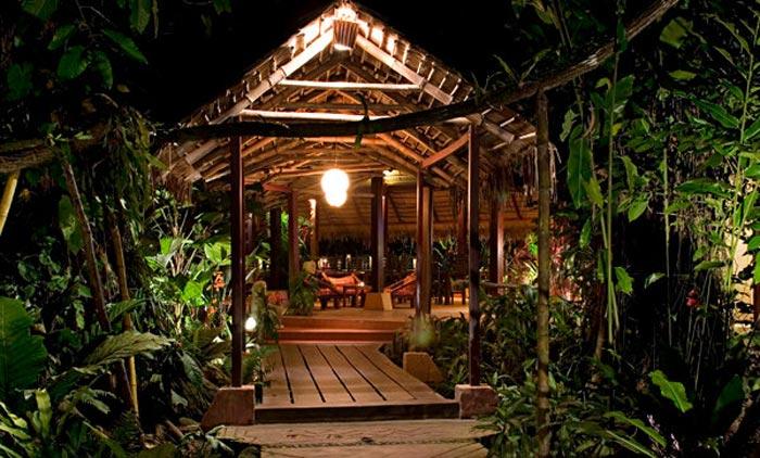 Shawandha Caraïbes Sud Puerto Viejo de Talamanca lodge sale de bain