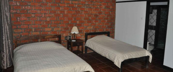 Hacienda La Pacifica Guanacaste Cañas chambre lit simple double
