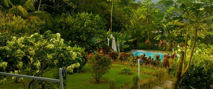 El Mirador de Osa Corcovado Costa Rica Hotel Vue