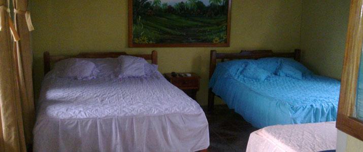 El Mirador de Osa Corcovado Costa Rica Hotel Chambre