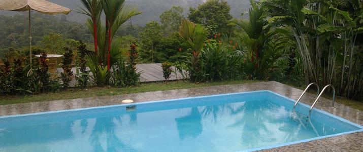 El Mirador de Osa Corcovado Costa Rica Hotel Piscine