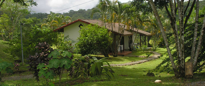 Diquis del sur Pacifique Sud Ojochal Costa Rica Hotel Nature