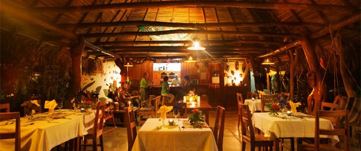 Diquis del sur Pacifique Sud Ojochal Costa Rica Hotel Restaurant