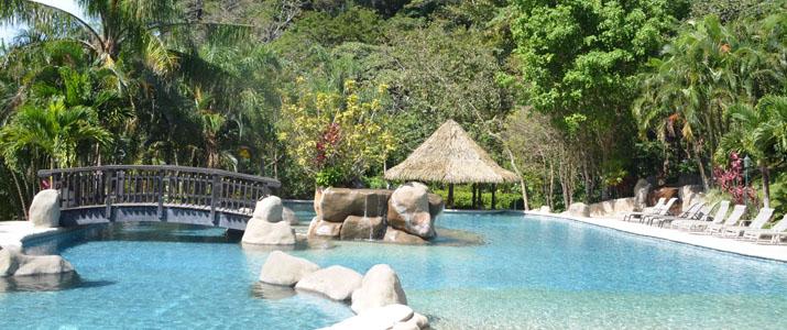 Borinquen Costa Rica Hotel Rincon Piscine