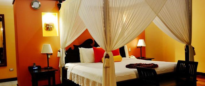 Rio Celeste Hideaway Hotel Costa Rica Chambre