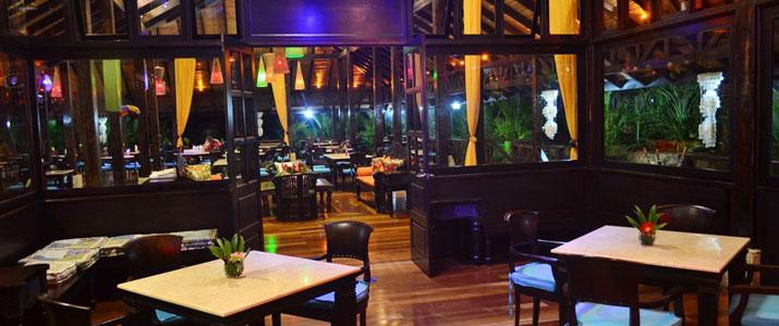 Rio Celeste Hideaway Hotel Costa Rica Restaurant
