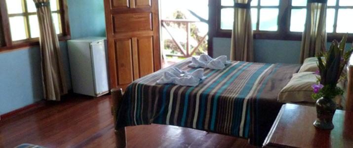Ranchito Las Contingas Osa Corcovado Drake Costa Rica Hotel Chambre