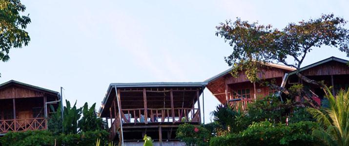 Ranchito Las Contingas Osa Corcovado Drake Costa Rica Hotel Vue