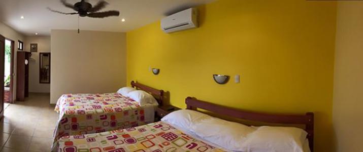 Cabinas Ledezma Hotel Costa Rica   Rincon Chambre