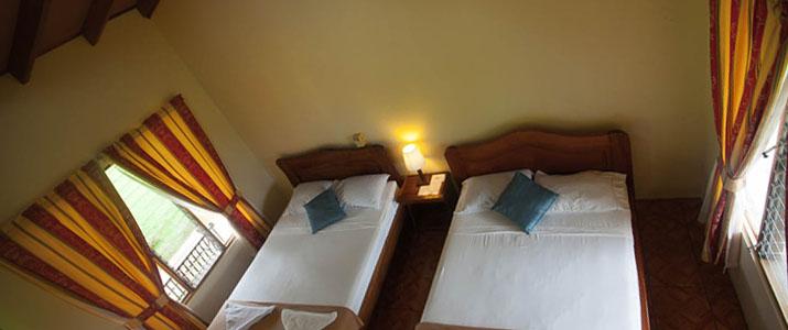 Yoko Termales Hotel Costa Rica Rincon Chambre
