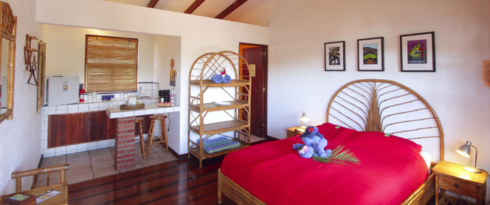 Vallée Orosi Lodge Turrialba Chambre
