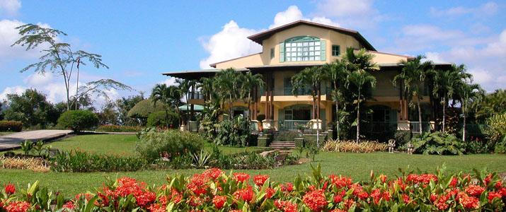 Casa Turire Turrialba Costa Rica Hôtel