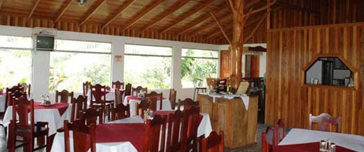 Castillo del Arenal Cabinas El Castillo Volcan Verdure Restaurant