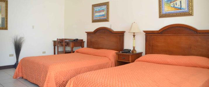 Alamar Punta Arenas Hotel Costa Rica Chambre