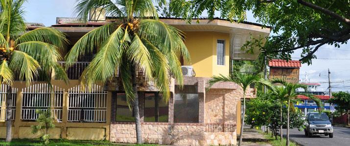 La Punta Puntarenas Hotel Costa Rica