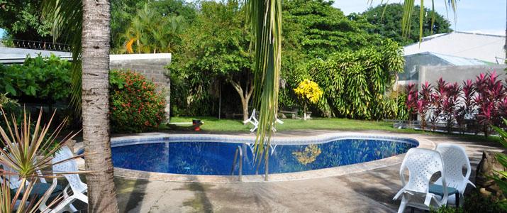 La Punta Puntarenas Hotel Costa Rica Piscine