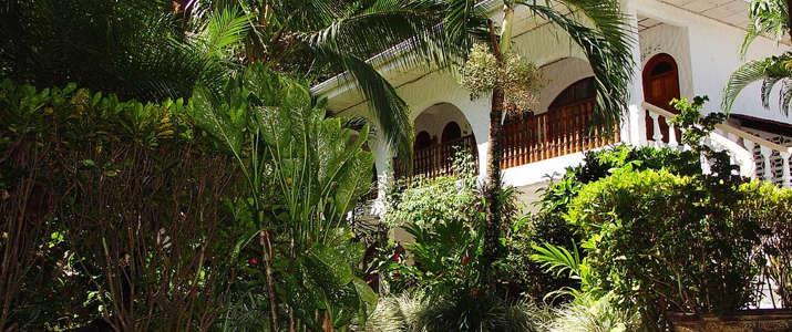 Villa romantica Quepos Hotel Costa Rica Chambre