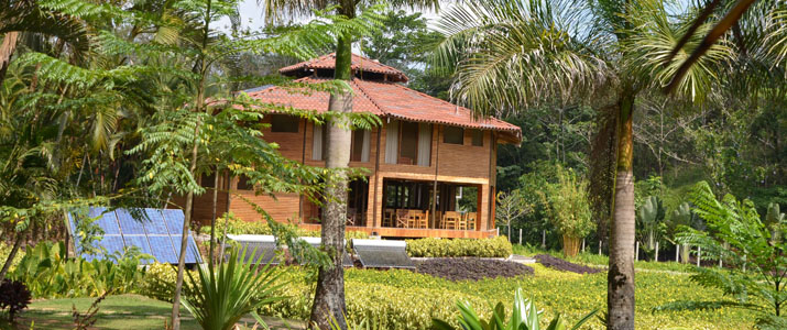 Macaw Lodge Tarcoles Hotel Costa Rica