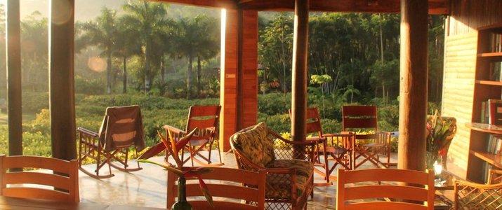 Macaw Lodge Tarcoles Hotel Costa Rica Restaurant