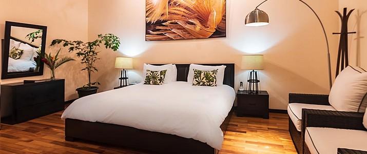 Gaia Pacifique Centre Costa Rica Hotel Chambre