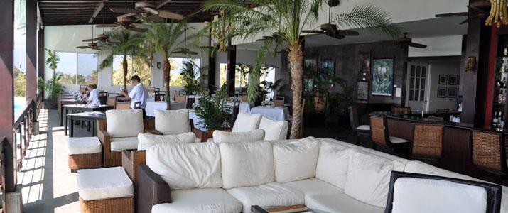 Gaia Pacifique Centre Costa Rica Hotel Terrasse